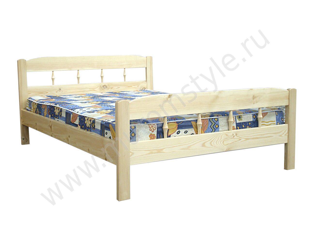 Детская кроватка для дачи своими руками 464