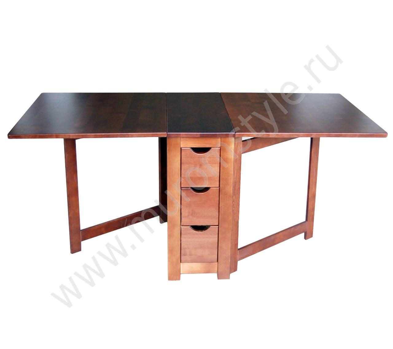Как сделать стол книжка своими руками